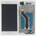 HUAWEI P9 LITE DISPLAY LCD+TOUCH COMPLETO con FRAME  BIANCO