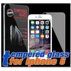 "Pellicola Vetro Temperato per Apple iPhone 6/6S 4,7"" Proteggischermo Antigraffio"
