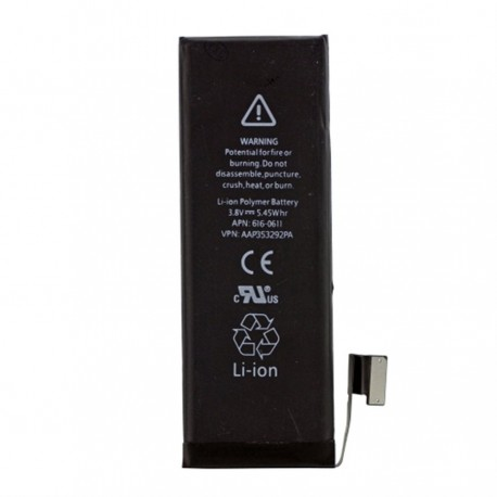 BATTERIA DI RICAMBIO PER APPLE IPHONE 5 1440mAh
